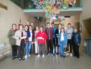 El I.E.S Alba Plata de Fuente de Cantos reparte más de 2200 euros a distintas ONGs