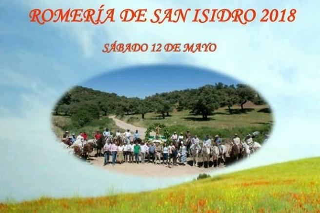 Fuentes de León celebra este sábado su Romería de San Isidro