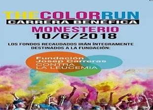 Superan los 200 inscritos a la carrera benéfica The Color Run en Monesterio