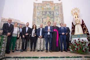 Extremadura conmemoró los 500 años del Retablo del Monasterio de Tentudía