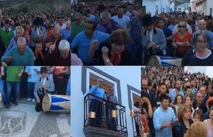 `Desde Mafla hasta la Plaza´ Vídeo completo del Día del Tambor 2018 en Fuentes de León