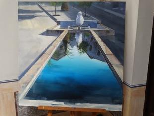 Convocado el XI Concurso de Pintura al Aire Libre `Mancomunidad de Tentudía´