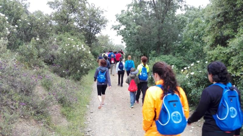 `El Fontanal´ organiza una ruta solidaria contra la ELA en Cabeza la Vaca