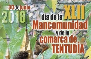 Presentado el cartel oficial XLII Día de la Mancomunidad y de la comarca de Tentudía