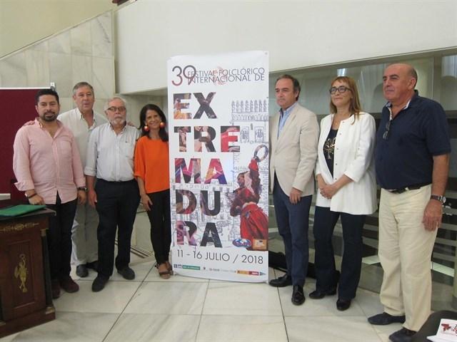 El Festival Folclórico de Extremadura recalará en Fuente de Cantos, con presencia de Los Jateros de Fregenal