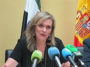 La Delegada del Gobierno asegura que sigue la búsqueda incansable de Manuela Chavero