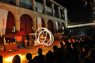 Espectacular programación para la Ruta de Pelay Pérez Correa en Calera de León