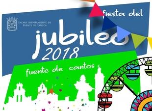 Fuente de Cantos celebra su Fiesta del Jubileo 2018 del 14 al 19 de agosto