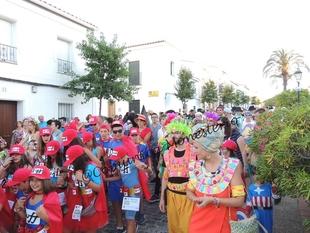 Exitoso Carnaval de Verano en Monesterio