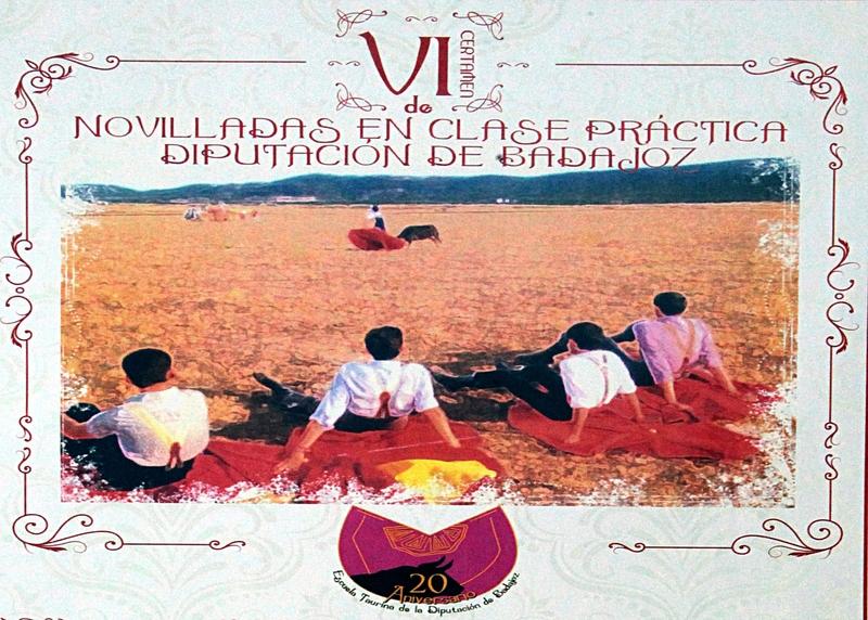 Pintiado destaca en el Certamen de Novilladas en Fuentes de León