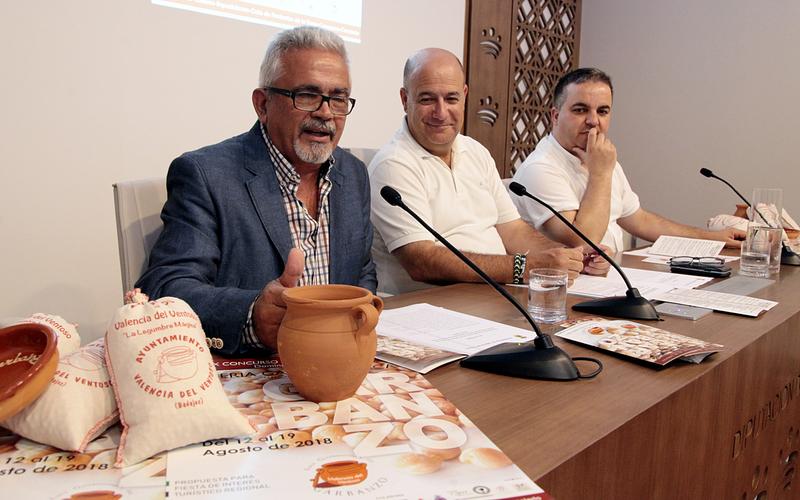 El `Día del Garbanzo´ de Valencia del Ventoso busca el reconocimiento como Fiesta de Interés Turístico Regional