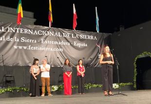 Festisierra clausuró su 37 edición con la actuación de `Los Jateros´
