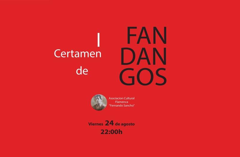La Asociación Cultural de flamenco ''Fernando Sancho'' de Bienvenida celebra su  I Certamen de Fandangos