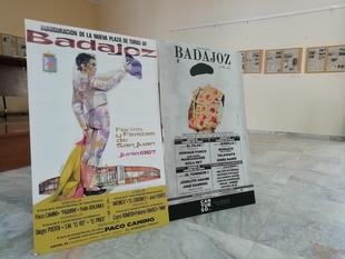Exposición conmemorativa en Bienvenida de la nueva plaza de toros de Badajoz
