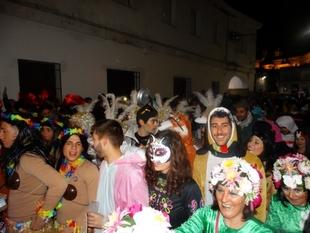 Segura de León celebra este sábado su primer Carnaval de Verano