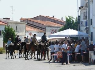 Bodonal celebró su XXIV Paseo a caballo y XIX Trofeo especial Jose Mª Aragón al mejor Jinete