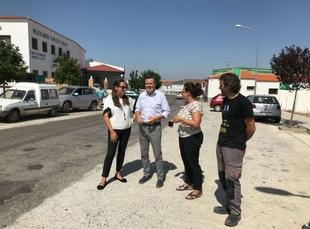 La Junta licitará las obras de la travesía EX – 103 en Calera de León y cederá la titularidad al Ayuntamiento