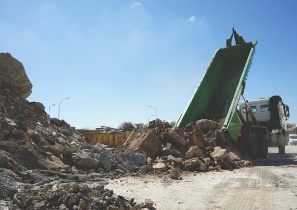 Promedio pone en marcha un nuevo servicio para facilitar el tratamiento de escombros