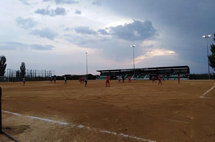 Bienvenida tendrá campo de fútbol de césped artificial