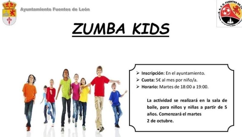 Actividades deportivas del nuevo curso en Fuentes de León