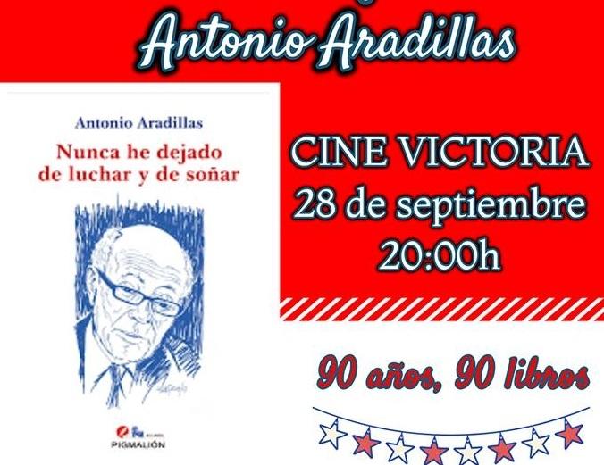 Fernández Vara, Celso Morga y El Padre Ángel estarán en Segura de León en el Homenaje a Antonio Aradillas este viernes