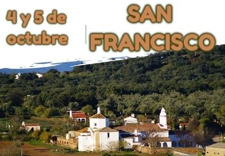 Segura de León celebra sus `Fiestas en honor a San Francisco de Asís´