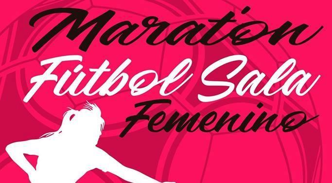 Maratón de Fútbol Sala Femenino en Calera de León