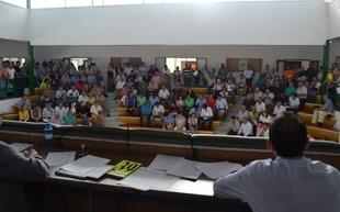 La Diputación de Badajoz cosecha un gran éxito en la subasta de ganado de la Feria de Zafra