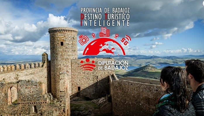 El Monumento Natural de Fuentes de León contará con línea Smart Wifi dentro del Programa `Badajoz Destino Turístico Inteligente´