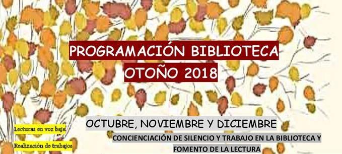 Los niños y niñas de Monesterio podrán disfrutar de diferentes actividades durante el otoño en la Biblioteca