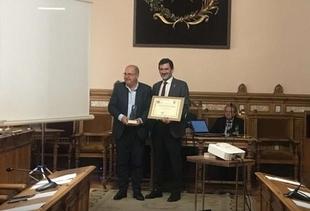 Las Cuevas de Fuentes de León participes del Premio a la Dirección General de Medio Ambiente de Extremadura