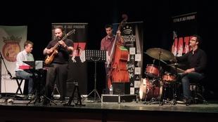 Monesterio disfruta con el Festival de Jazz Itinerante de la Diputación de Badajoz