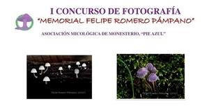 La Asociación Micológica de Monesterio organiza el I Concurso de Fotografía `Memorial Felipe Romero Pámpano´