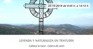 Otoño en Tentudía 2018: `Leyenda y Naturaleza en Tentudía´