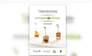La Chef Rocío Maya, de Fuentes de León, participará en el I Congreso Ibérico de Cocina de Miniatura de Olivenza