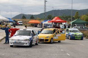 Este fin de semana se ha celebrado el `IV RallySprint Culebrín Pallares´