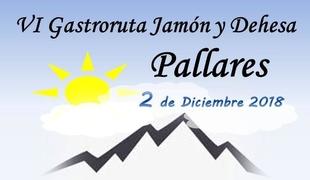Disfruta de los paisajes y la gastronomía de Pallares en la `VI Gastroruta Jamón y Dehesa´