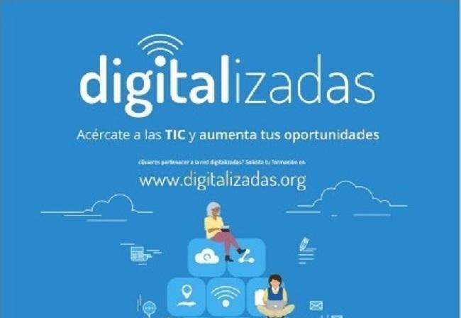 Taller de `Habilidades Digitales Básicas´ dirigido a mujeres en Segura de León