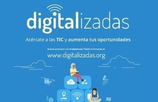Taller de `Habilidades Digitales Básicas´ dirigido a mujeres en Fuentes de León