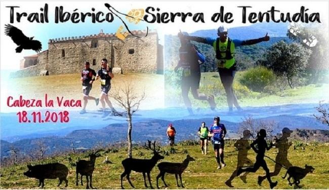 Participa en el `XII Trail Ibérico Sierra de Tentudía´ y disfruta del deporte y la naturaleza en estado puro