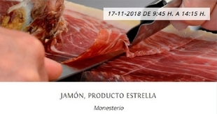Otoño en Tentudía 2018: `Jamón, producto estrella´ en Monesterio