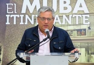 Queda inaugurada la Exposición del MUBA en Monesterio con numerosas obras de artistas extremeños
