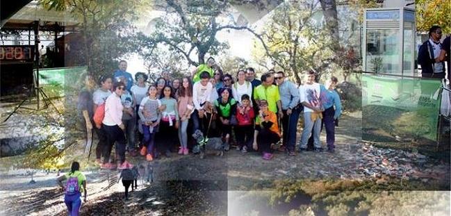 Actividad paralela para los visitantes y acompañantes de los participantes en el `XII Trail Ibérico Sierra de Tentudía´