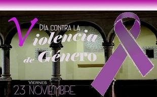 Calera de León anuncia los actos que tendrán lugar el  Día Contra la Violencia de Género