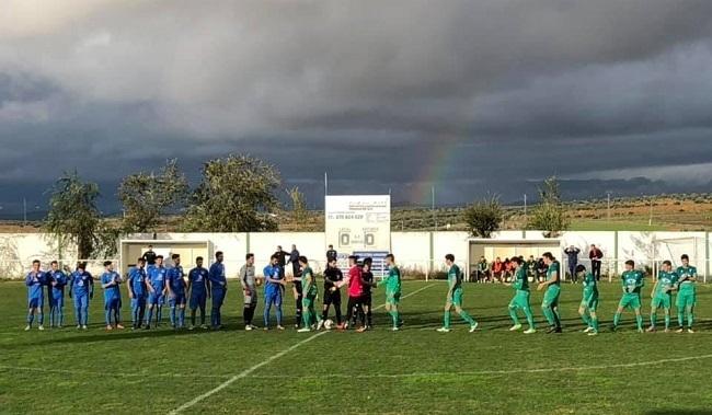 Nueva jornada liguera, pasada por agua, con importantes victorias de los equipos de la comarca