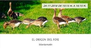 Otoño en Tentudía 2018: `El Origen del Foie´ en Montemolín y Pallares