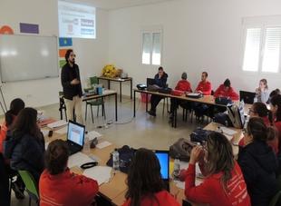 Desarrollan en Monesterio talleres para el acceso al mercado laboral