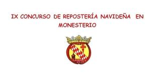 Si te gusta la cocina no puedes perderte el `IX Concurso de Repostería Navideña´ de Monesterio (Consulta las Bases)