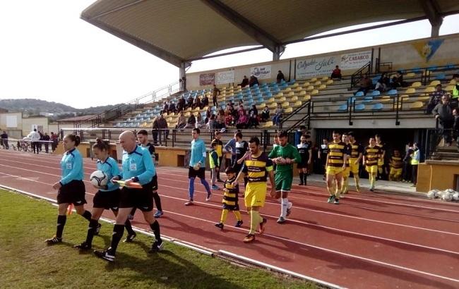 Fuente de Cantos y Monesterio ganan sus partidos en una jornada complicada para el resto de nuestros equipos