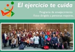 La Junta destina 320.000 euros para el Programa `El Ejercicio Te Cuida´ que se desarrolla en varias localidades de la comarca